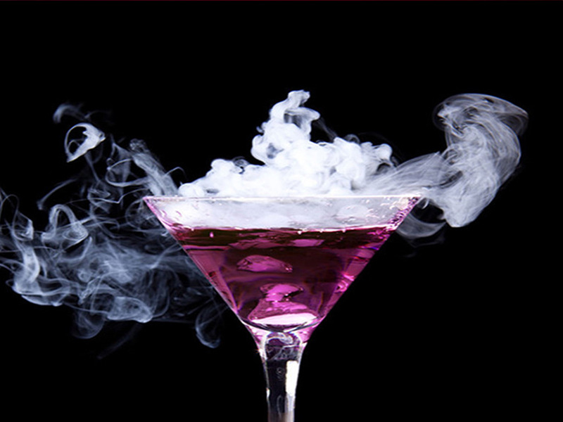 酒吧用颗粒干冰